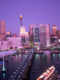 Darling Harbour, Sydney, Australia Photographic Print by Peter Adams