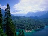 Walter Bibikow - Sonnenspitze & the Wetterstein, Tyrol, Austria - Fotografik Baskı