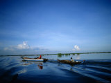Floating Village, Province of Siem Reap Photographic Print by Angelo Cavalli