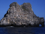 Arch Rock off Wolf Island, Galapagos Islands Photographic Print by Ernest Manewal