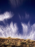 Cirrus Clound Called Mare's Tails Photographic Print by Bruce Clarke