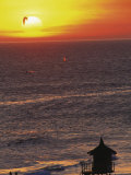 Barra Da Tijuca Beach, Rio de Janeiro Photographic Print by Silvestre Machado