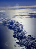 Ocean and Clouds Photographic Print by Bruce Clarke