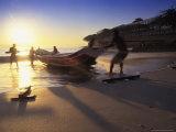 Copacabana Beach, Rio de Janeiro Photographic Print by Silvestre Machado
