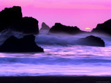 Oregon, Harris Beach Photographic Print by Russell Burden
