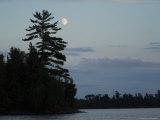 Lake Scene, Canada Stampa fotografica di Keith Levit