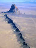 Shiprock, Northwest New Mexico Photographic Print by Amy And Chuck Wiley/wales
