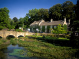 Swan Hotel, Gloucestershire, England Photographic Print by Mike England