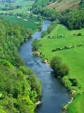 View from Symonds Yat, Gloucestershire, UK Photographic Print by John Downer