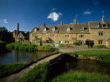 Lower Slaughter, England Photographic Print by Mike England