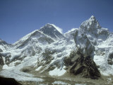 Mount Everest, Himalaya, Nepal Photographic Print by Paul Franklin