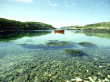 Sheltered Inlet with Pebble Shore, County Cork, Ireland Photographic Print by Paul Kay