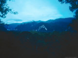 Mulu National Park, Borneo, Weather Time-Lapse, 6.45Pm Photographic Print by Rodger Jackman