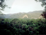 Mulu National Park, Borneo, Weather Time-Lapse, 6.30Pm Photographic Print by Rodger Jackman