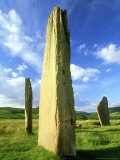 Stone Circle, Arran, Scotland Photographic Print by Iain Sarjeant