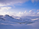 Mountains in Winter, Ross-Shire Photographic Print by Iain Sarjeant