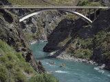 Kawarau Gorge, New Zealand Photographic Print
