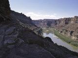 Desert Canyon, USA Prints by Michael Brown