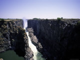 Victoria Falls, South Africa Láminas por Ryan Ross