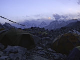 Everest Base Camp Early Morning, Nepal Photo by Michael Brown