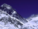 Mt. Everest, Nepal Photographic Print by Michael Brown