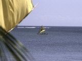 Sailing to the Break, Indonesia Photographic Print by Michael Brown