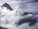 Mount Pumori, Nepal Photographic Print by Michael Brown