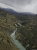 Green River, Chile Photographic Print by Michael Brown