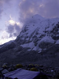 Everest Base Camp, Nepal Photographic Print by Michael Brown