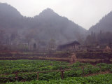 Mountain Agriculture, China Photographic Print by Ryan Ross