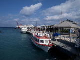 George Town, Grand Cayman, Cayman Islands Photographic Print