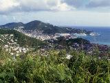 Charlotte Amalie, St. Thomas Photographic Print