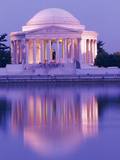 Jefferson Memorial, Washington, D.C., USA Lámina fotográfica