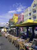 Handelskade Willemstad, Curacao Photographic Print