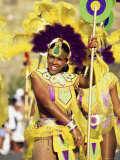 Carnival, St. Martin Photographic Print