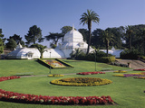 Conservatory of Flowers, Golden Gate Park, San Francisco, California, USA Photographic Print