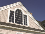 Gable Detail Photographic Print