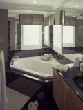 Luxurious Bathroom Photographic Print