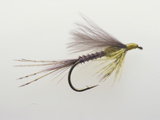 Close-up of a Fishing Lure Photographic Print