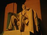 Lincoln Memorial Washington, D.C. USA Photographic Print