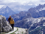 Cortina D'Ampezzo, Italy Photographic Print