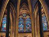 Sainte Chapelle, Paris, France Paris France Photographic Print