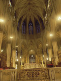 St. Patrick&#39;s Cathedral, New York City, USA Photographic Print