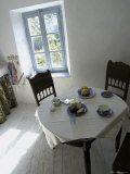 Kitchen Table and Chairs Photographic Print