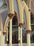 Cathedral of St. John the Baptist, Savannah, Georgia, USA Photographic Print