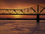 Second Street Bridge, Louisville, Kentucky, USA Photographic Print