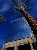 City Hall, Anaheim, California, USA Photographic Print
