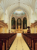St. Patrick's Church, New Orleans, Louisiana, USA Photographic Print