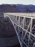 Navajo Bridge, Grand Canyon National Park, Arizona, USA Photographic Print