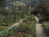 Home and Garden of Claude Monet, France Photographic Print